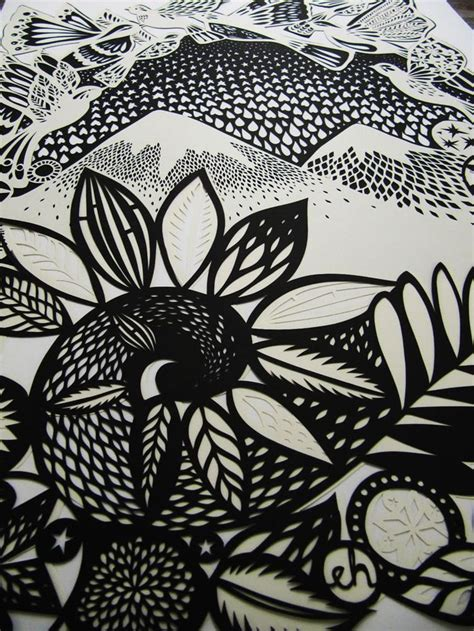Paper Cutting Craft Tutorial - 17 best images about paper cutting on cut