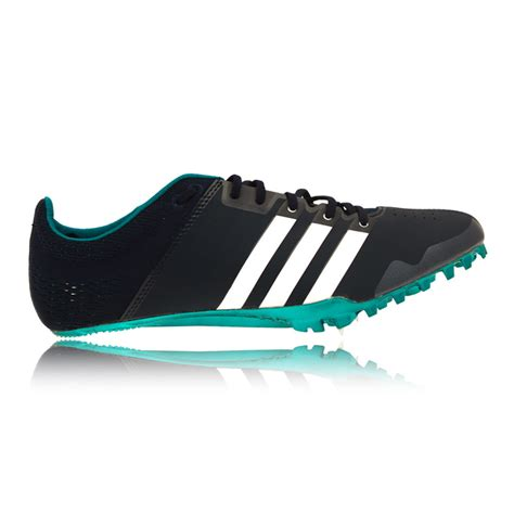 Adidas Tracking Green adidas adizero finesse mens green blue running spikes track sports shoes ebay