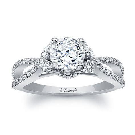 barkev s white gold engagement ring 8062l barkev s