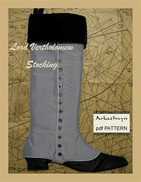 pattern revolution christmas stocking men s victorian christmas stocking pdf pattern lord