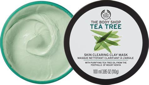 Pelembab The Shop Tea Tree Skin Care Tips Popsugar