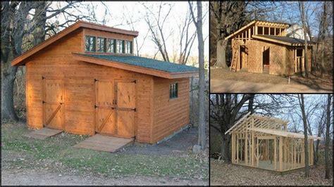Patio Sheds diy garden shed