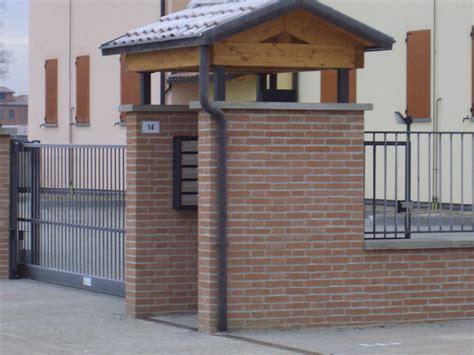 tettoia cancello pensilina copricancello