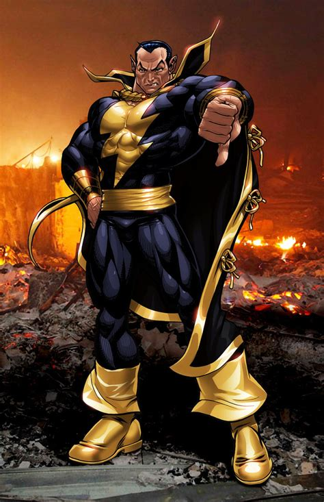 Black Adam 5 villains i want to see in the dc cinematic universe