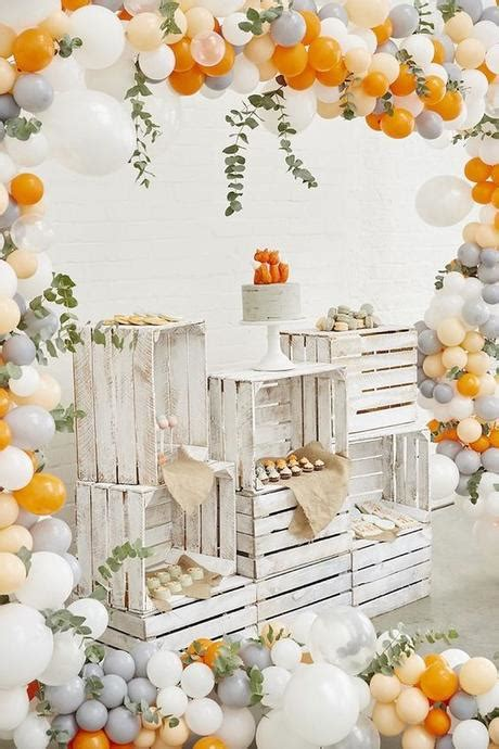 como decorar con globos con helio ideas para decorar fiestas de cumplea 241 os con globos de