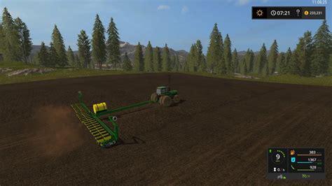 Mod Planter by Deere 7200 24 Row Planter V1 0 0 For Fs 17 Farming