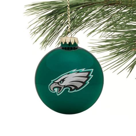 philadelphia eagles christmas ornament philadelphia