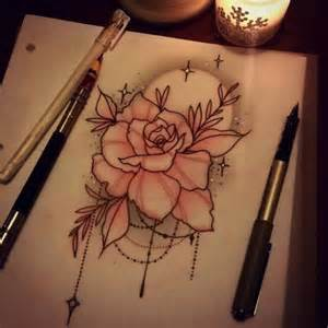 Rad Rose Flower - 1000 ideas about neo traditional on pinterest