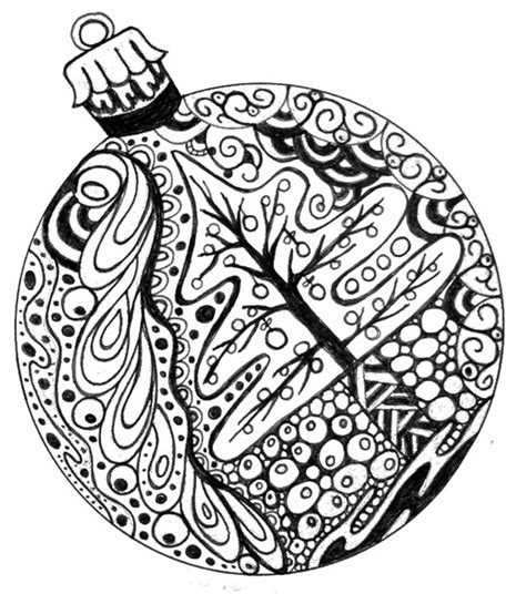 ornament coloring page 21 printable coloring pages