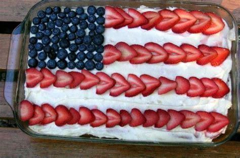 foodista guilt free patriotic desserts