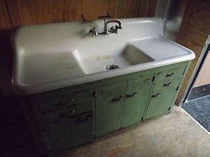 antique farmhouse vintage kohler kitchen cast iron sink