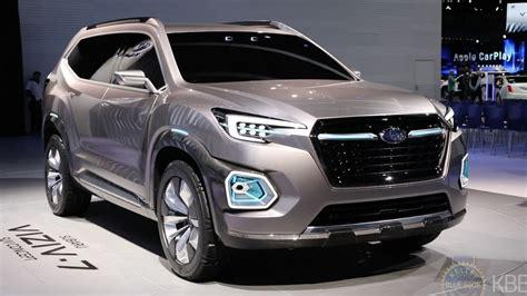 subaru viziv 2016 subaru viziv 7 concept 2016 la auto