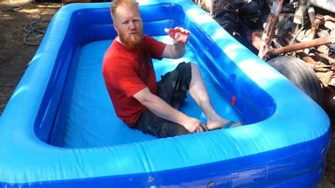 blow up pool bed fix leaks inflatables pools rafts towables air mattresses