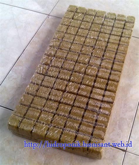 Jual Hidrogel Balikpapan rockwool surabaya alat hidroponik