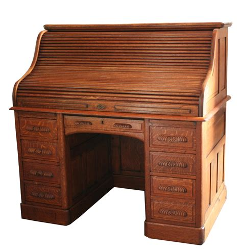 antique roll top desk for sale oak roll top desk for sale antiques com classifieds