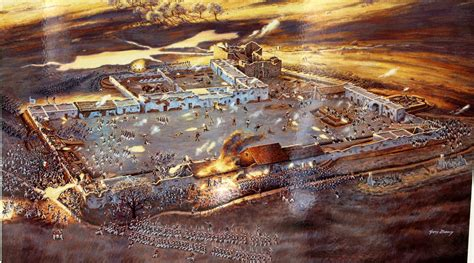 the siege of the alamo the most boring day in history historum history forums