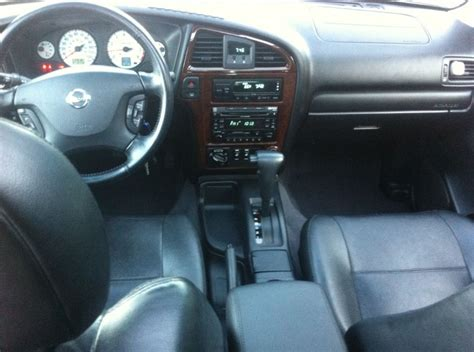 Nissan Pathfinder 2002 Interior by 2002 Nissan Pathfinder Pictures Cargurus