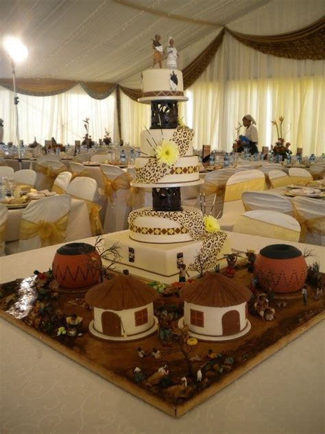 traditional decor traditional wedding decor afrikan makoti media