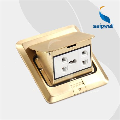 Floor Electrical Outlets by Popular Electrical Floor Sockets Buy Cheap Electrical