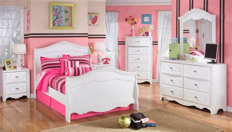 exquisite bedroom set exquisite youth sleigh bedroom set from ashley b188 62n