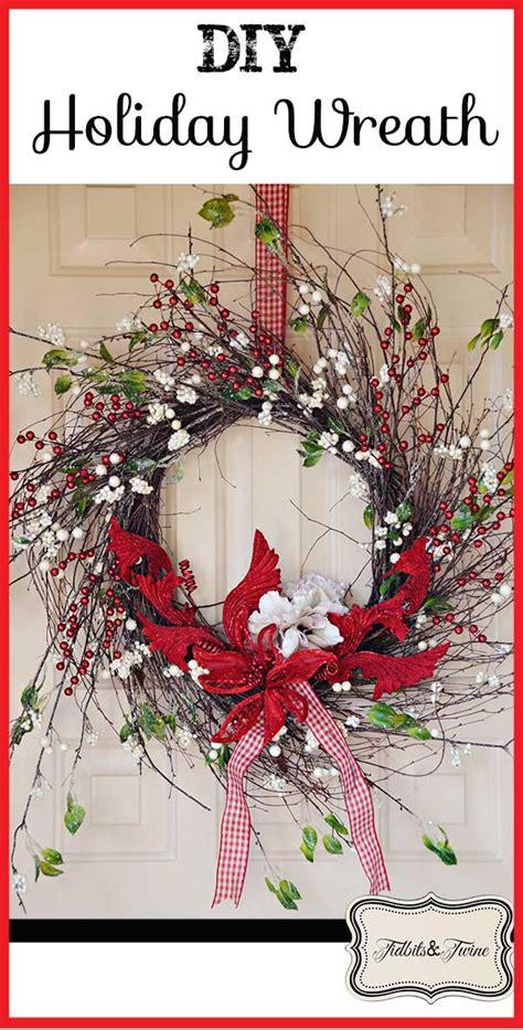 fall wreath tidbits twine