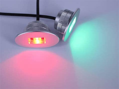 led boat navigation lights marine navigation led light 112 5 degree boat sidelight