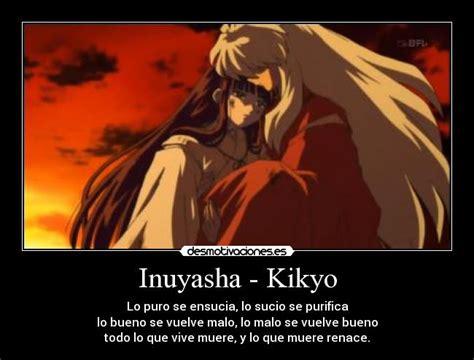 imagenes de kikyo triste inuyasha kikyo desmotivaciones