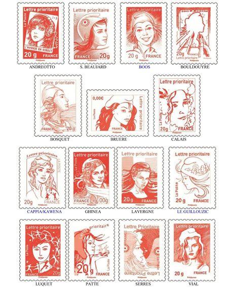 timbre 2013 les petits bonheurs timbre marianne 2013