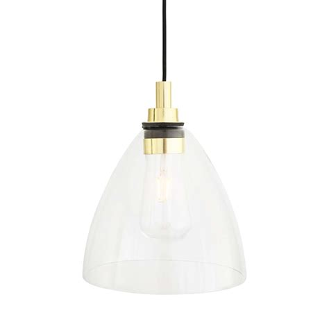 Bathroom Lighting Pendant Caspian Bathroom Pendant Light Mullan Lighting
