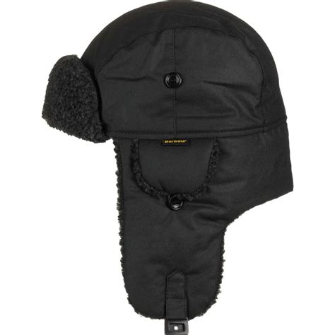 Trapper Hat barbour fleece lined trapper hat s backcountry