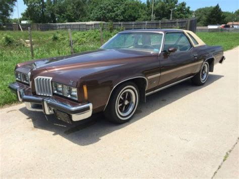 auto air conditioning service 1977 pontiac grand prix electronic throttle control purchase used 1977 pontiac grand prix lj 400 v 8 engine completely original one owner classic in