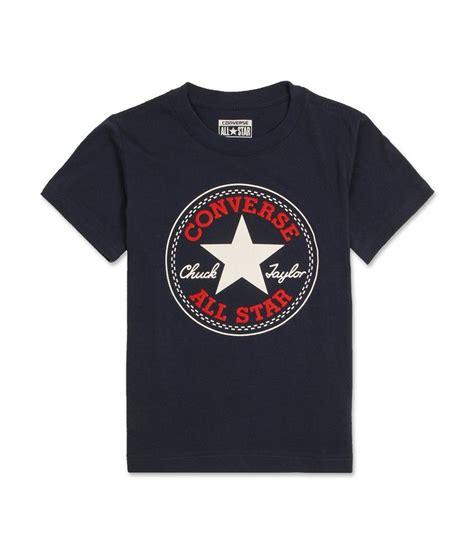 Tshirt Converse Blue converse blue t shirt buy converse blue t shirt