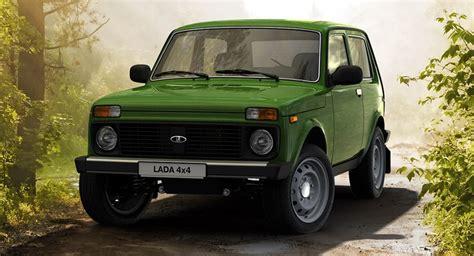 Lada Niva Avtovaz Ceo Confirms New Lada Niva Plans