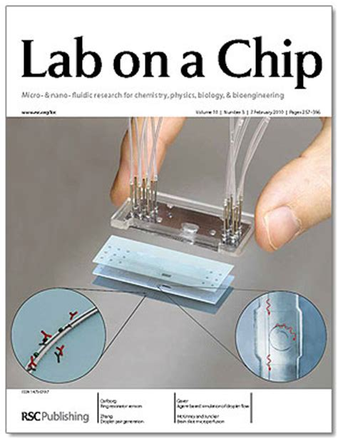 Lab On A Chip Template sabio nanophotonic biosensors for immunoassays kth