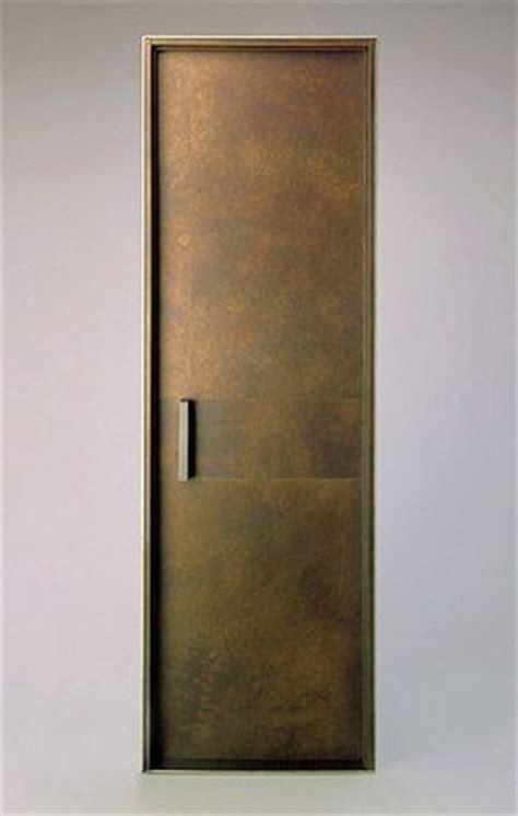 Starcraft Cabinets by Bronze Clad Interior Door And Jam With Custom Handle By U