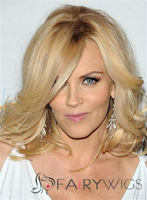 does jenny mccarthy have a weave does jenni mccarthy wear a wig 14 inch wavy jenny mccarthy