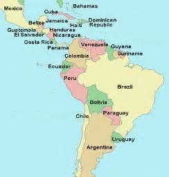 political maps of south america loacation social studies project america