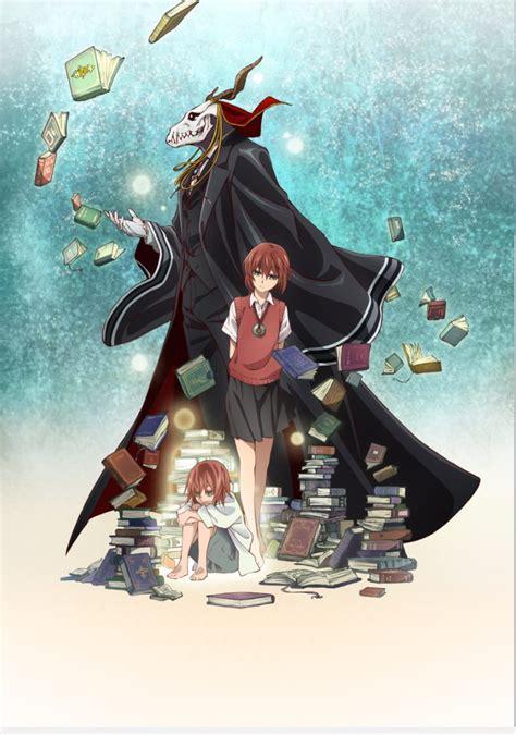 braut des magiers die braut des magiers preview zum ersten teil des anime