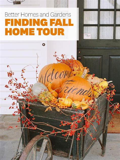 Better Homes And Gardens Fall Decorating by 100010096 Jpg Rendition