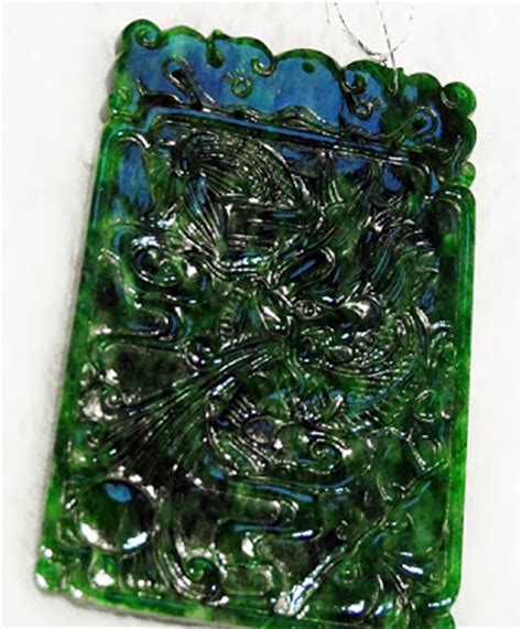 Ms Brown Jade Pendant Necklace Says Will Talk They Certainly Will by Green Imperial Jade