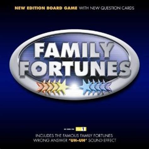 Family Fortunes Board Game Toys Zavvi Family Fortunes Powerpoint Template