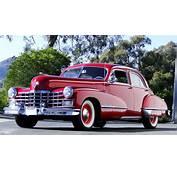 1947 CADILLAC FLEETWOOD 60 SPECIAL 4 DOOR SEDAN  117444