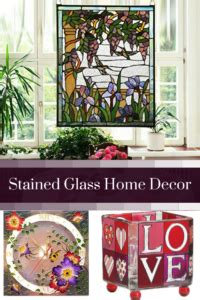 stained glass home decor sophisticated elegant and trendy glass wall art home