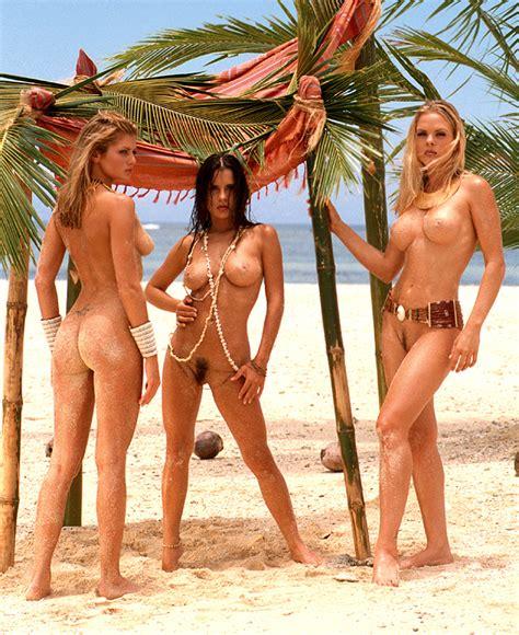 tropical island redbust