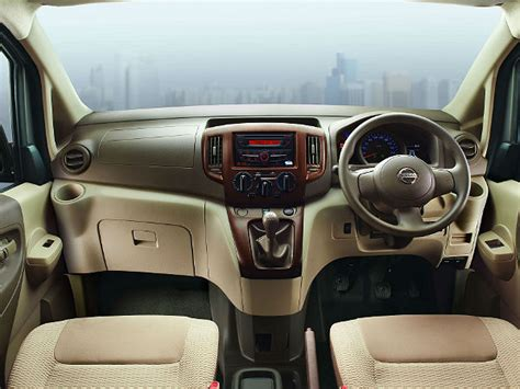 Karpet Nissan Evalia nissan evalia special variant launched in india