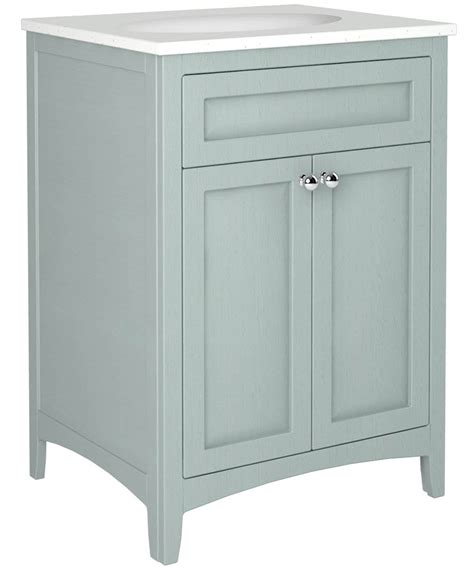 700mm bathroom vanity unit downton 700mm vanity unit with basin and solid surface worktop