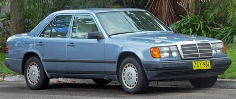 old car owners manuals 1989 mercedes benz e class transmission control mercedes benz w124 wikipedia