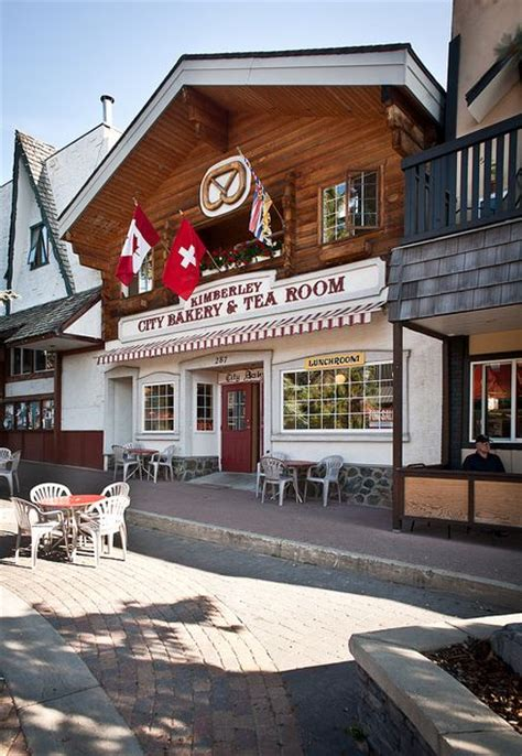 bc tea room 1000 images about kimberley bc bavarian city of the rockies on canada walking