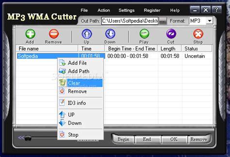 download mp3 cutter softpedia download mp3 wma cutter 3 00