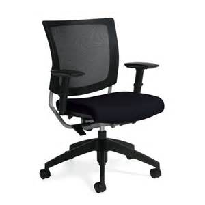Office Chair Posture Graphic Mid Back Posture Office Chair With Mesh Back